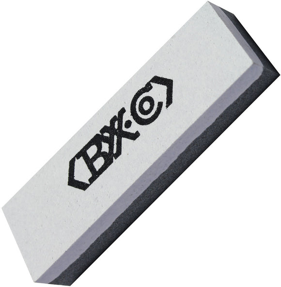 BYX Co Arctic Fox Gray Medium & Fine Dual Grit Pocket Sharpening Stone XAFPKT