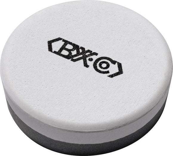 BYX Co Arctic Fox Sportsmans Puck Medium & Fine Grit Knife Sharpener Stone XAFSP