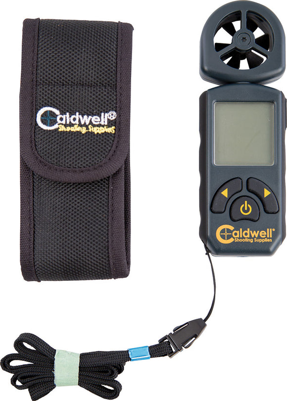 Caldwell Cross Wind Pro Wind Meter Measuring Device Hunting Camping Tool 112500