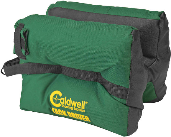 Caldwell Unfilled Tackdriver Shooting Bag Reduces Jump & Recoil Gun Rest 191743