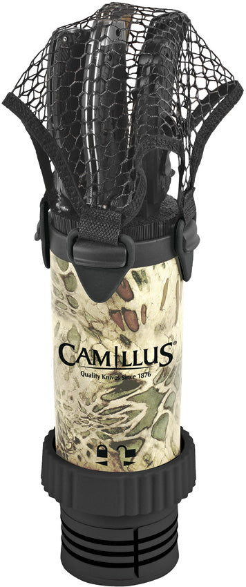 Camillus Camo Capture Tool Containment Fits Tools/Knives 19795