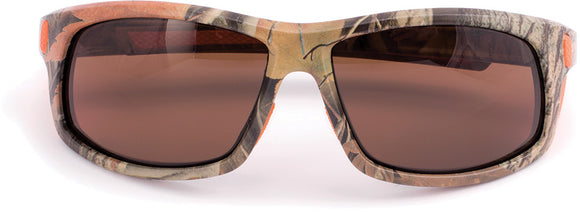 Cold Steel Military Spec Battle Shades Orange Camo Sunglasses 100% UV ABC EW12