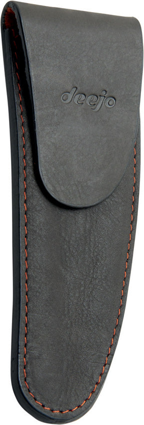 Deejo Leather Belt Sheath for 37g Folding Knife 505