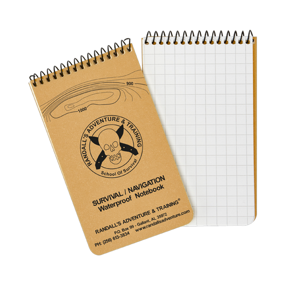 ESEE Navigation/Survival Notebook MSNOTEBOOK