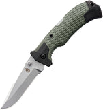 Gerber Edict Lockback Black/Green Folding 154CM Stainless Pocket Knife 1300