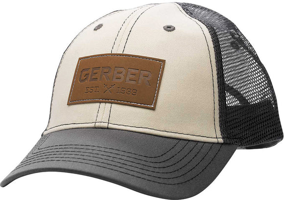 Gerber Logo Ball Cap Black One Size Fits Most 30001279