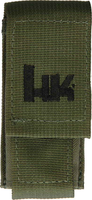 Heckler & Koch Hk OD Green Medium Molle Velcro Pouch Sheath 55081