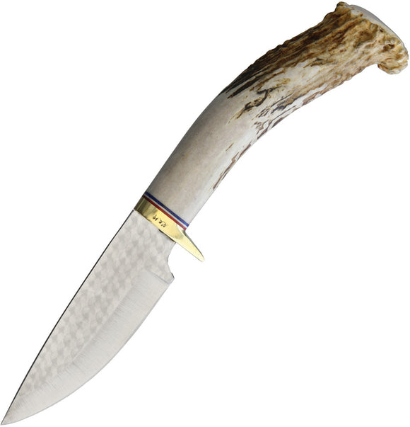 Ken Richardson Knives Drop Point Hunter Fixed Blade Knife 1405DP