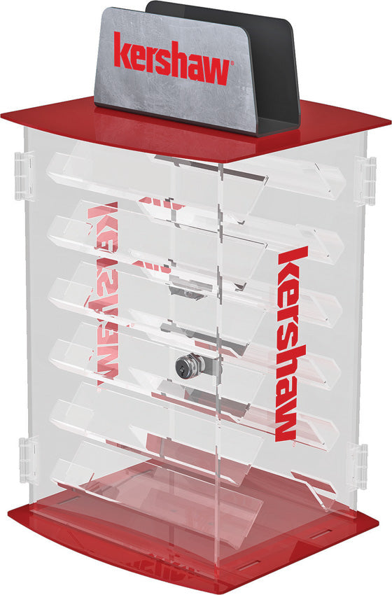 Kershaw Two Side Spinner Display display14