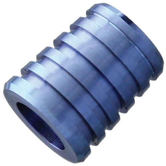 Bestech Blue Titanium Lanyard Knife Bead 11MM Accessory