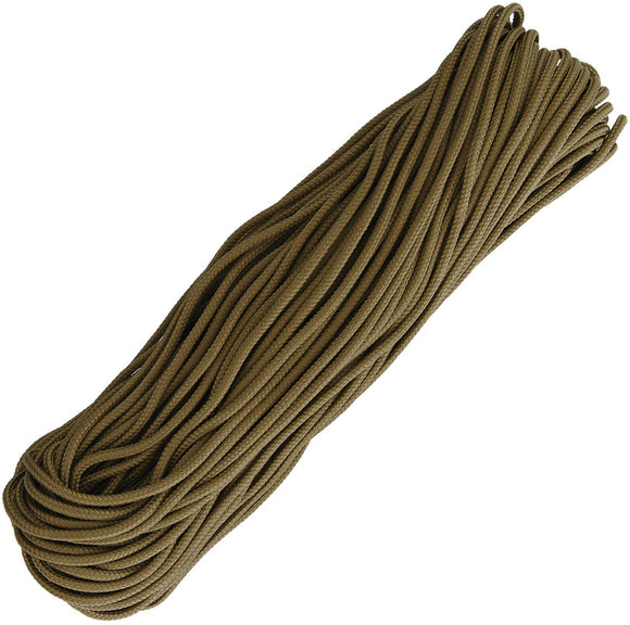 Marbles 325 100ft Paracord Coyote Tan 1170H
