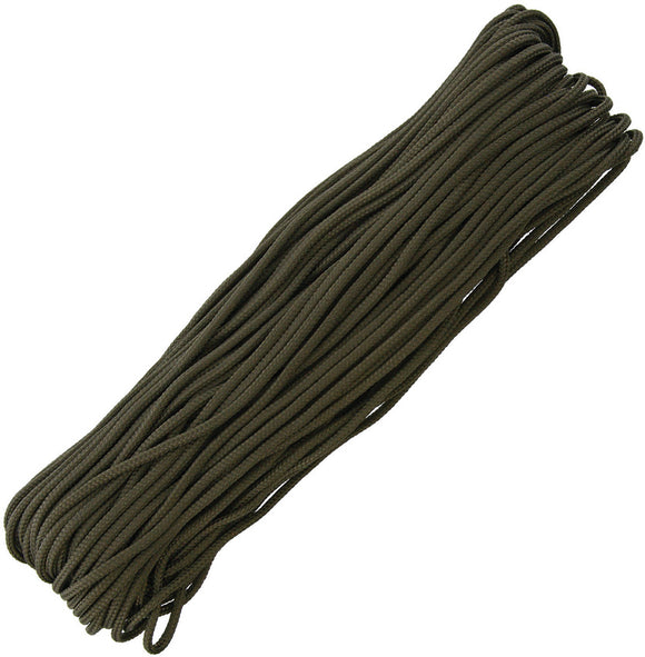 Marbles 325 100ft Paracord Olive Drab 1172H