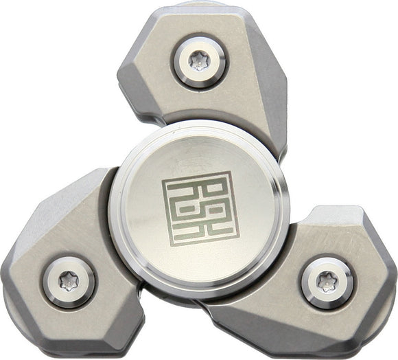Real Steel Triple Stainless Spinner S1410