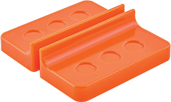 South Bend Orange Knife Blade Edge Ceramic Sharpener 110863
