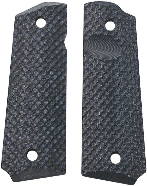 Savage Grips 1911 Grips Blue/Black 8002BL