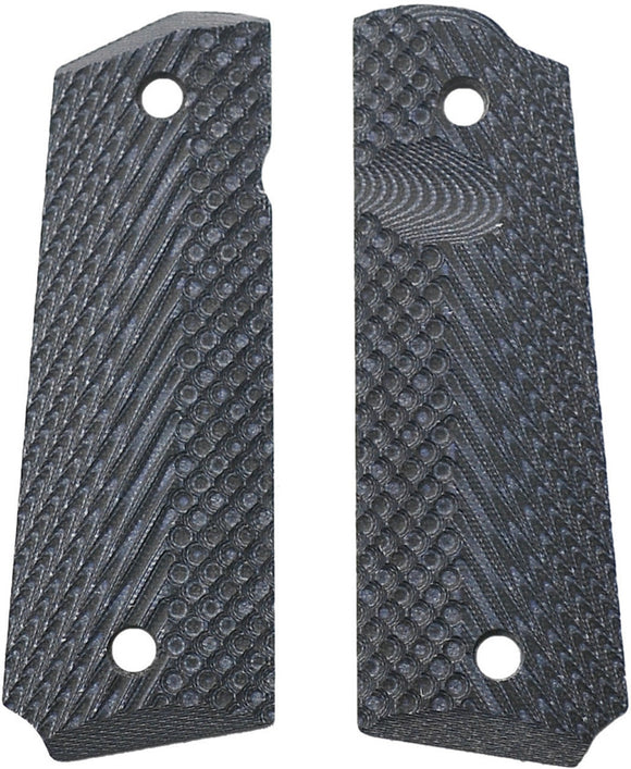 Savage Grips 1911 Grips Blue/Black 8003BL