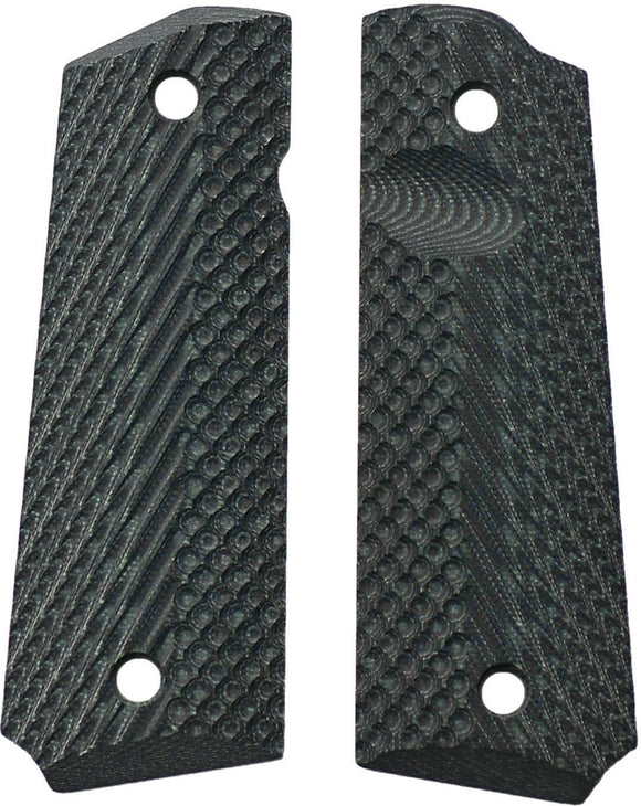 Savage Grips 1911 Grips Green/Black 8003GN