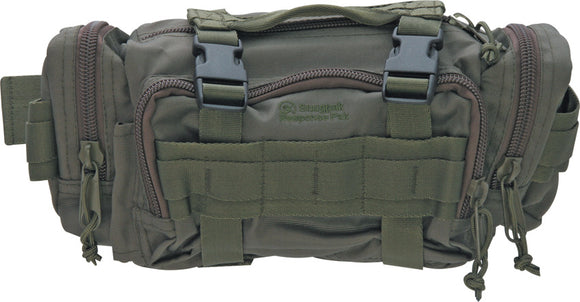 Snugpak Response Pak Olive Green Camping Survival Multi-Purpose EDC Pack 92199