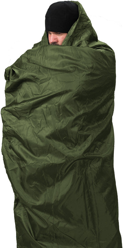 Snugpak Jungle Blanket Olive Green Lightweight Compact Survival Camping 92246