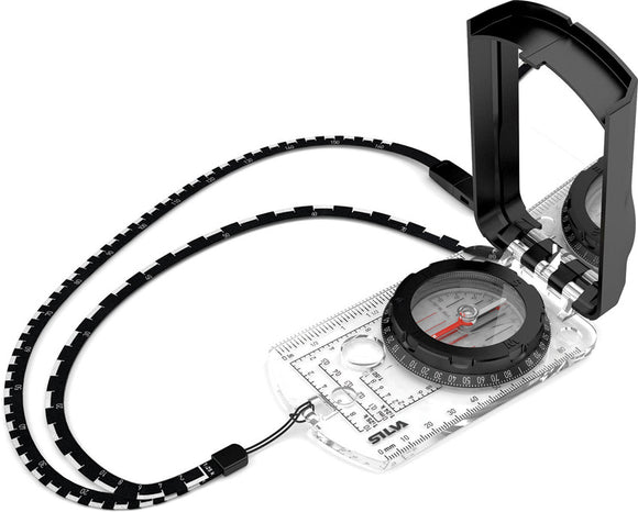 Silva Ranger 2.0 Quad Compass w/ Scale & Slope Card Night Use 544928