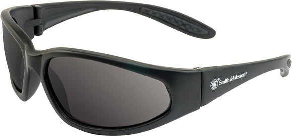 Smith & Wesson Black Sergeant Anti-Fog Shooting Glasses 110165