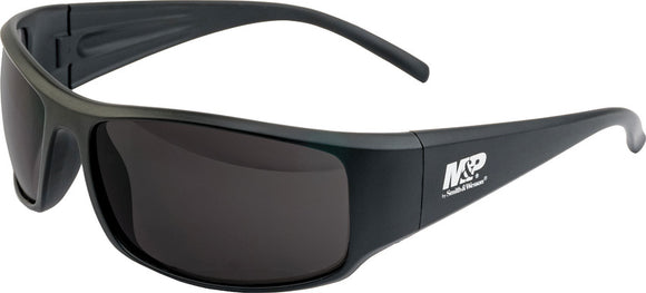 Smith & Wesson Black Thunderbolt Anti-Fog Shooting Glasses MP110166