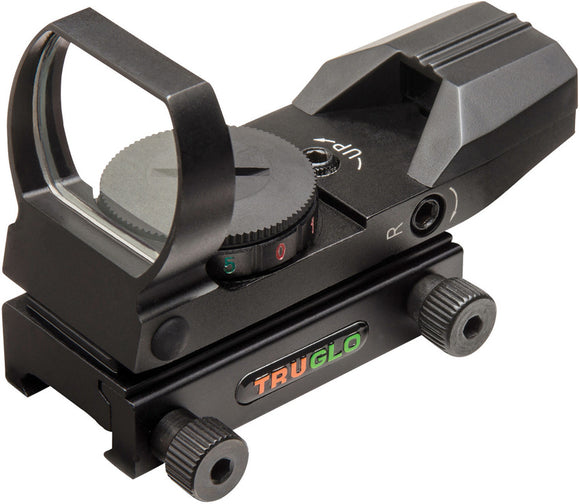 TRUGLO Dual Color Open Dot Sight 8370b