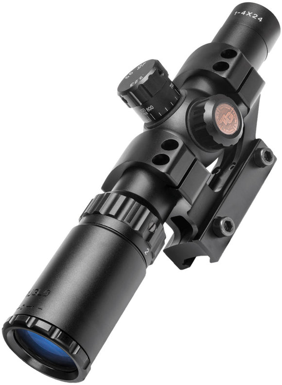 TRUGLO TruBrite Tactical Scope 4x24mm 8514bt