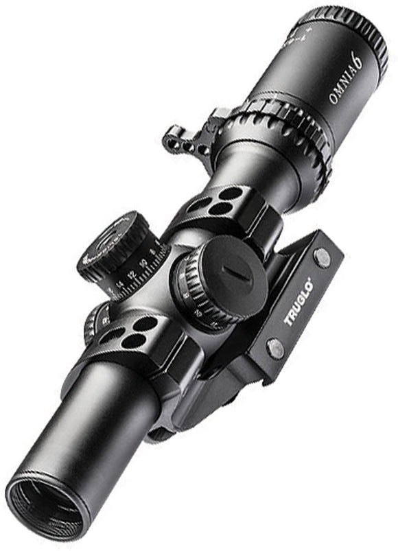 TRUGLO Omnia IR Scope 1-6x24mm 8516tlr