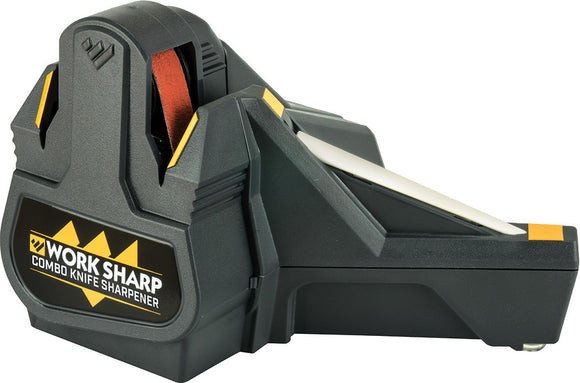 Work Sharp Combo Knife Sharpener Electric & Manual 03939