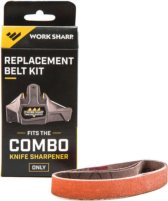 Work Sharp Combo Sharpener Belt Kit PK of 3 03940