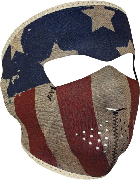 Zan Headgear Full Face Mask Patriot WNFM408