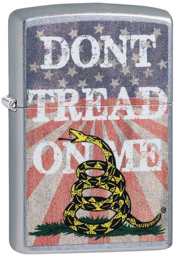 Zippo Dont Tread on Me Lighter 13719