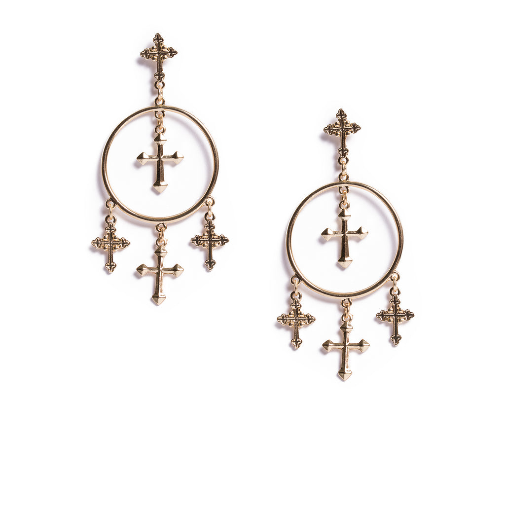 Campbell Earrings