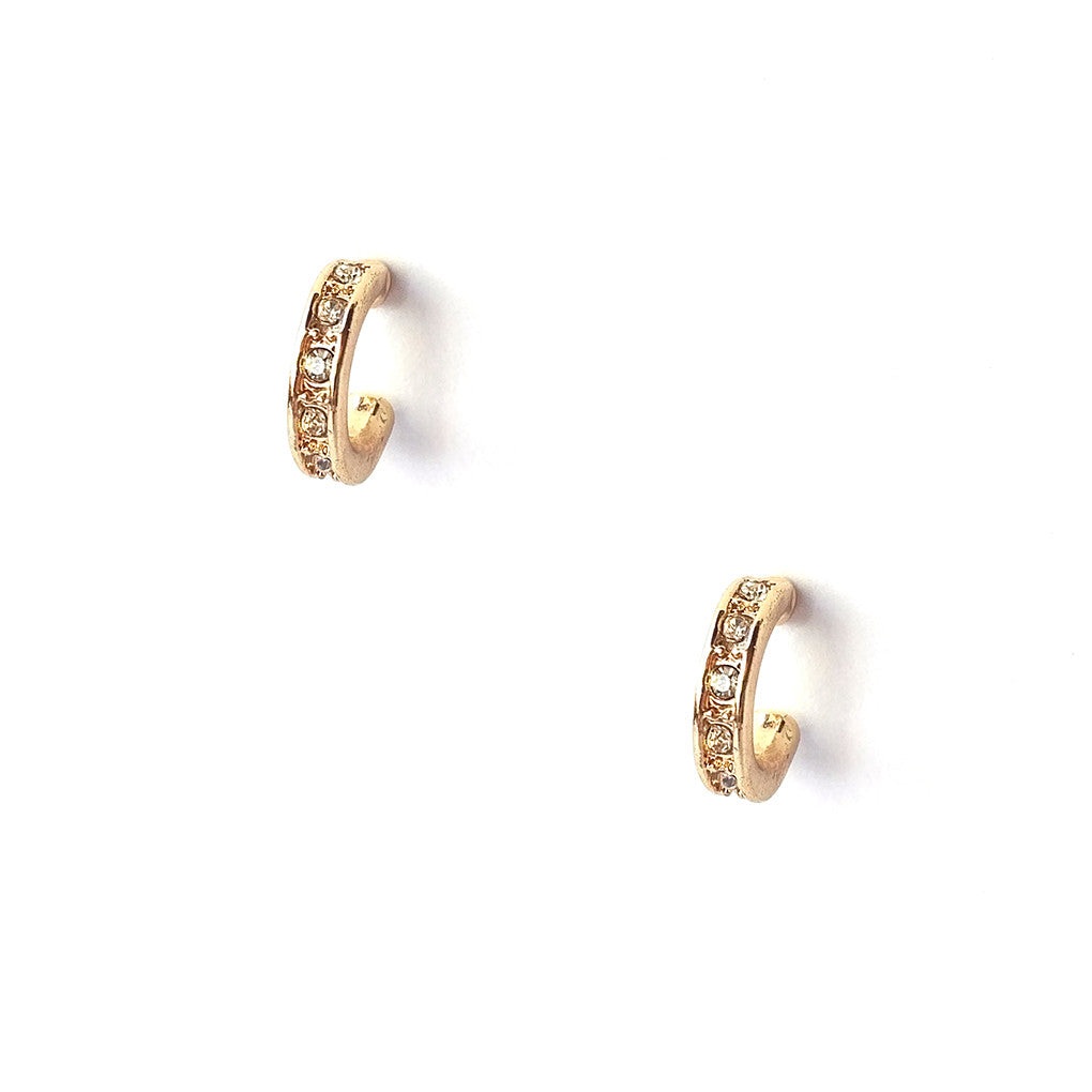 Hurghada Earrings- GOLD OR SILVER
