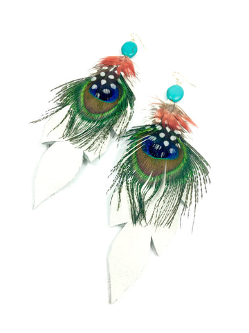 Paradismo Earrings