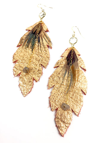 Sandborn Earrings