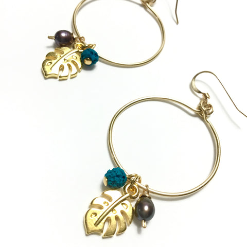 Ludic Earrings