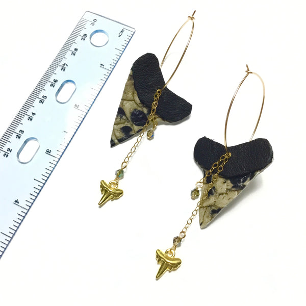 Mako Luxe Earrings