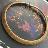 Classic Gold Vintage Collar Necklace
