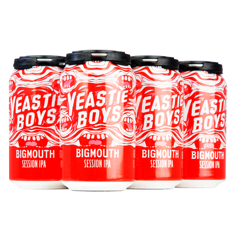 Bigmouth Session IPA 6 x 330ml Cans
