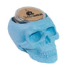 Skull Holder - Plants Candles - Baby Blue
