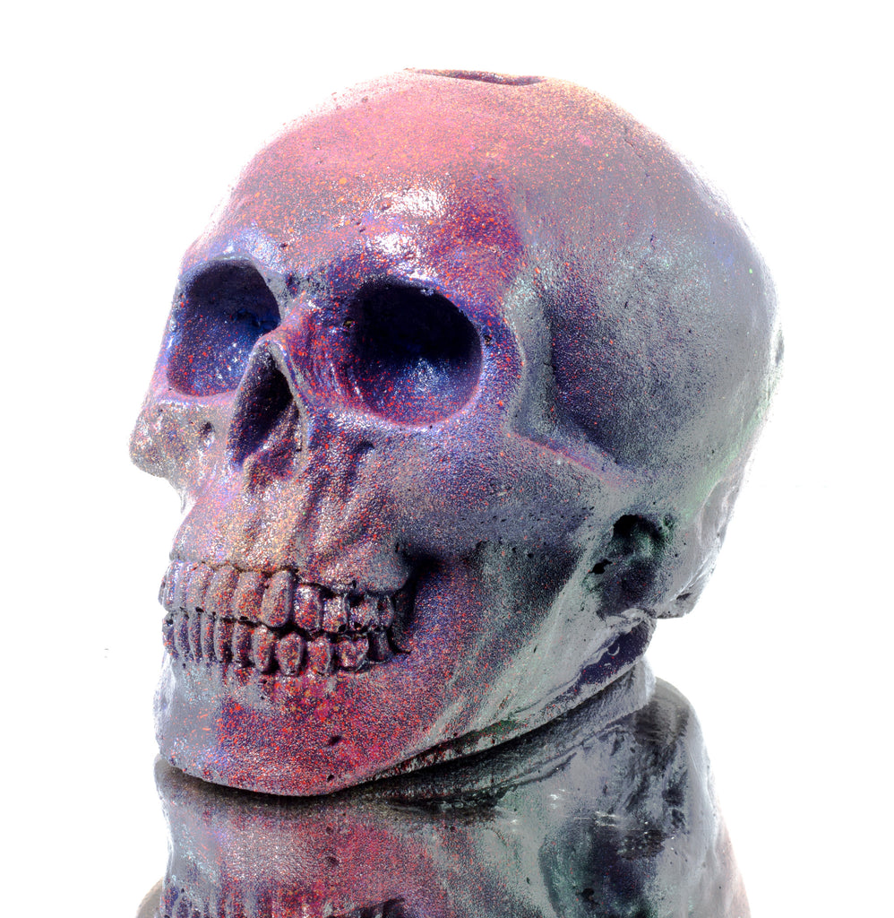 "The ""Night Sky"" Skull"