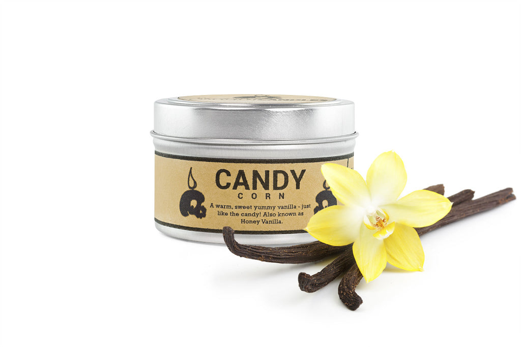 Candy Corn - Soy Candle