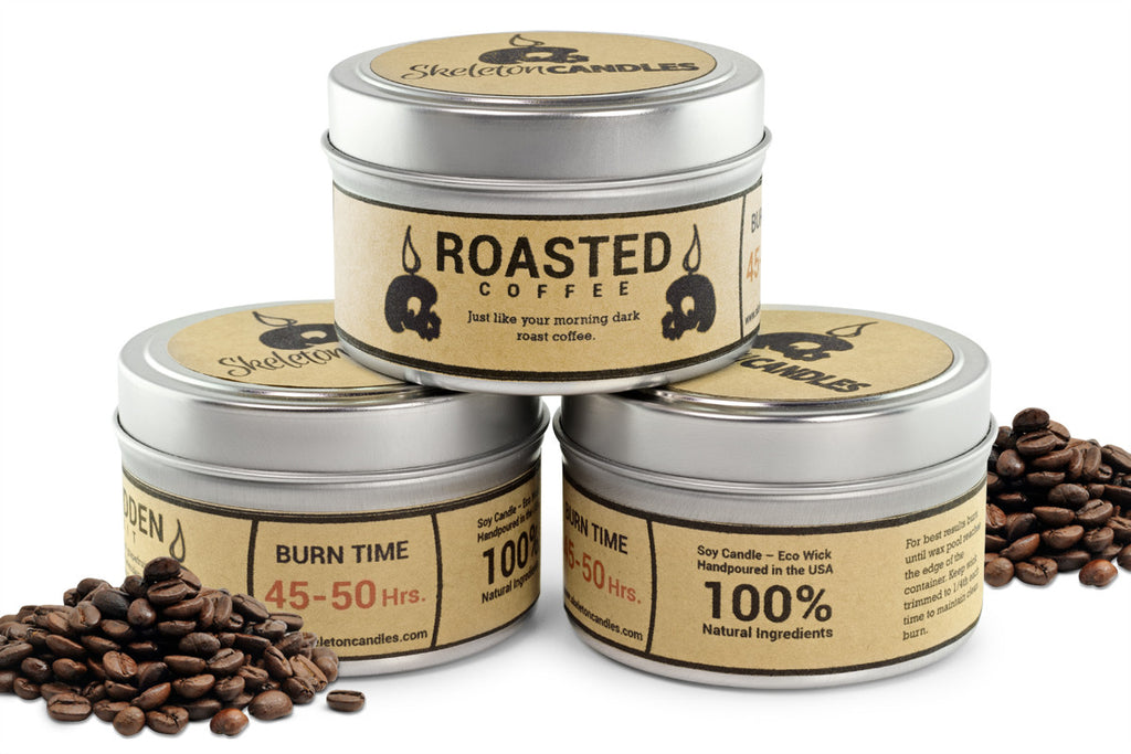 Roasted Coffee - Soy Candle