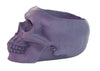 Skull Holder - Plants Candles - Dark Purple