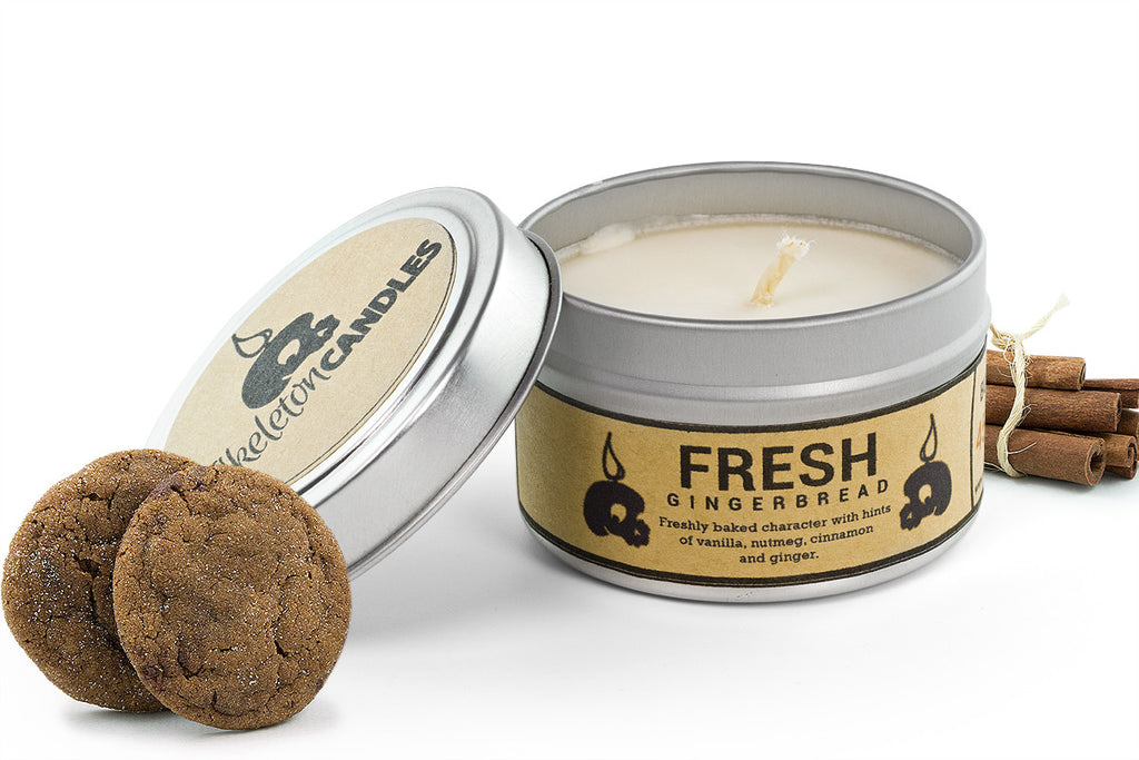 Fresh Gingerbread - Soy Candle