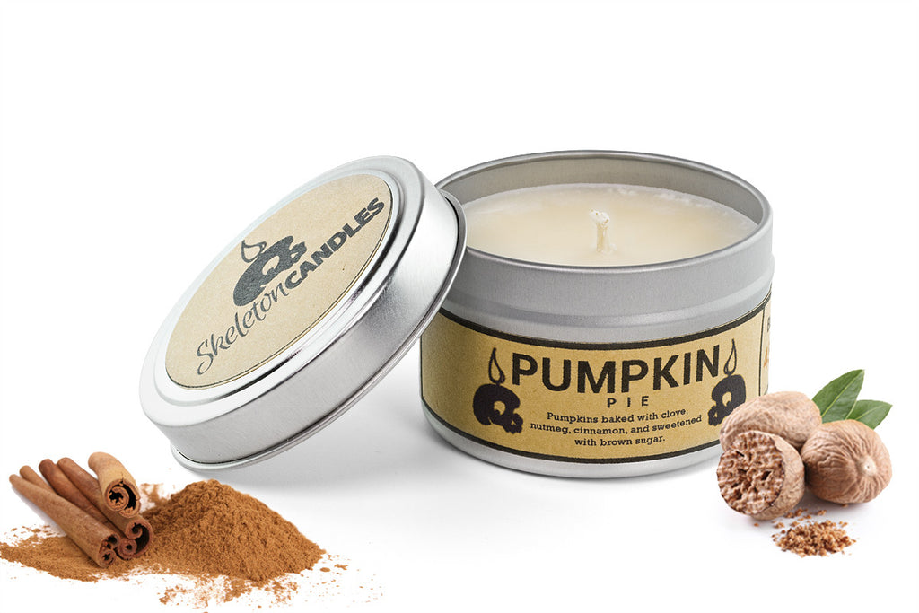 Pumpkin Pie - Soy Candle