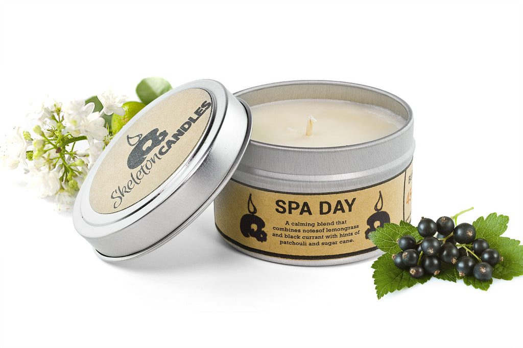 Spa Day - Soy Candle