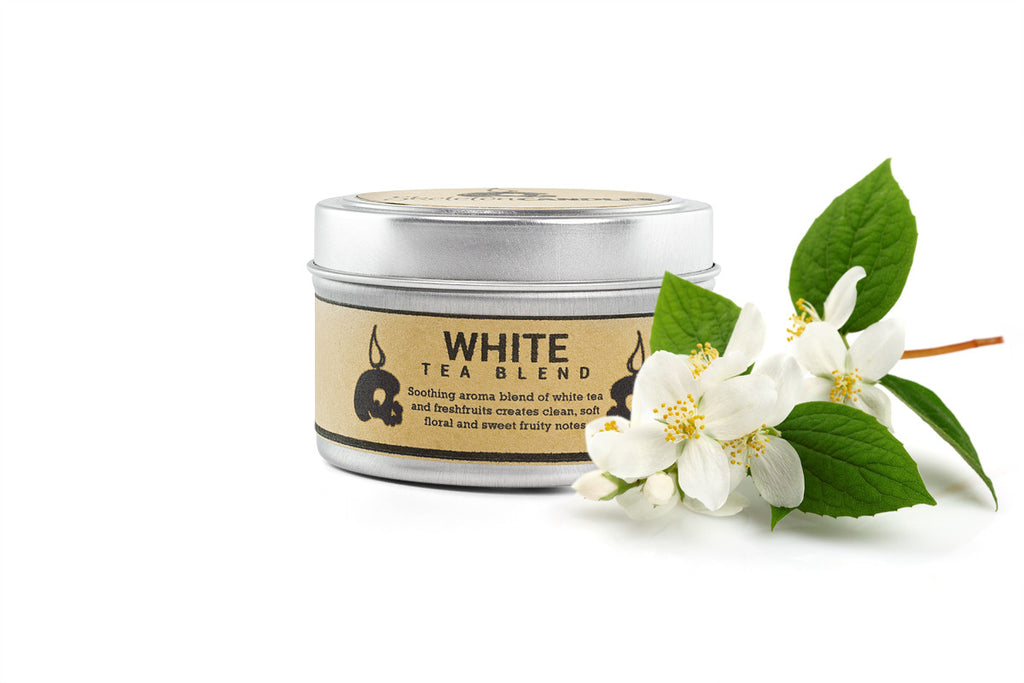 White Tea Blend - Soy Candle